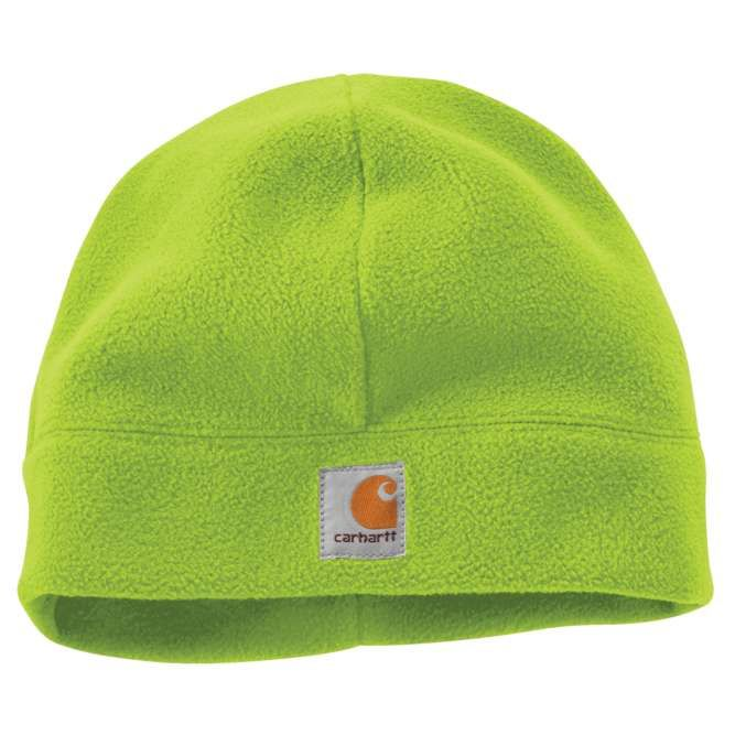 Carhartt High‐Visibility Color Enhanced Beanie, 100793 Brite Lime