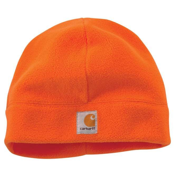 Carhartt High‐Visibility Color Enhanced Beanie, 100793 Brite Orange