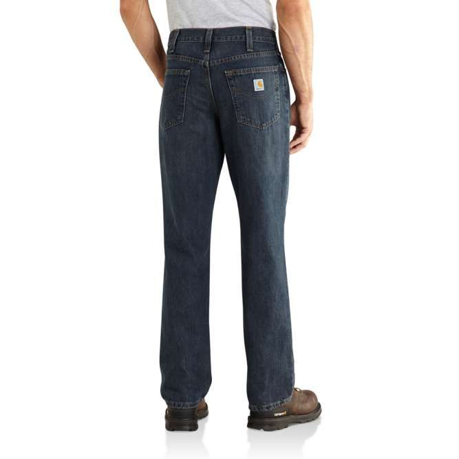 Carhartt Relaxed Fit Holter Jean, 101483 Bedrock back