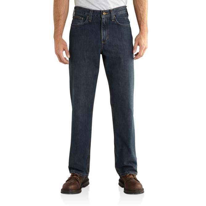 Carhartt Relaxed Fit Holter Jean, 101483 Bedrock