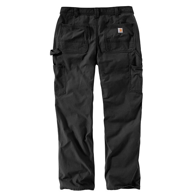 Carhartt Ladies Original Fit Crawford Pant, 102080 Black Back
