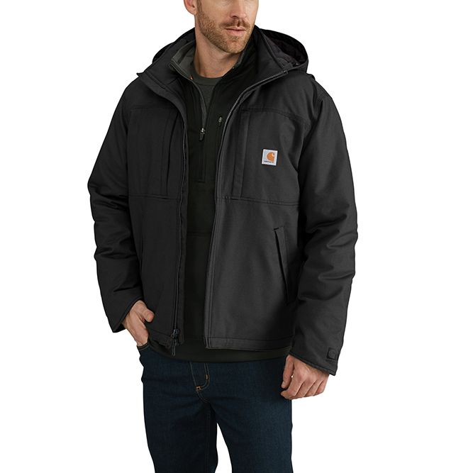 Carhartt Full Swing Cryder Jacket, 102207 Black