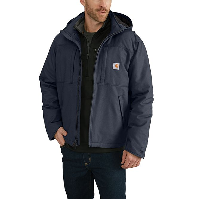Carhartt Full Swing Cryder Jacket, 102207 Navy Option