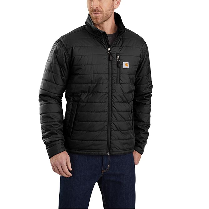Carhartt Gilliam Jacket, 102208 Black Option