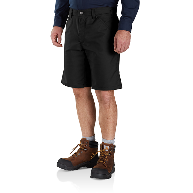Carhartt Rugged Professional Series Men's Relaxed Fit Short, 103111 Black