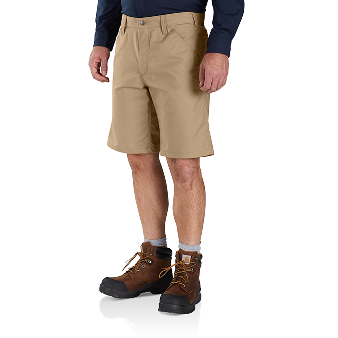 Carhartt Rugged Professional Series Men's Relaxed Fit Short, 103111 Dark Khaki
