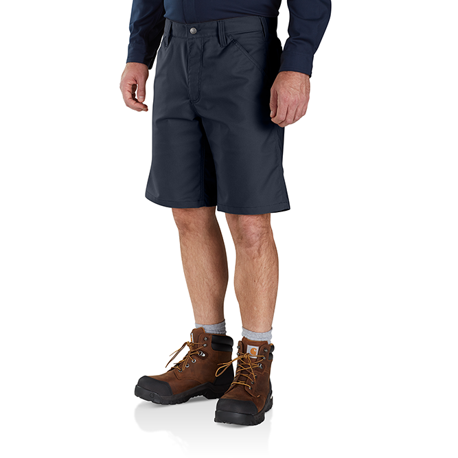 Carhartt Rugged Professional Series Men's Relaxed Fit Short, 103111 Navy