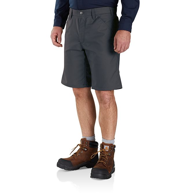 Carhartt Rugged Professional Series Men's Relaxed Fit Short, 103111 Shadow