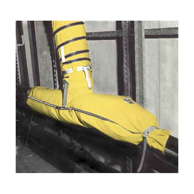 Pelsue Drying Windbag with Zipped Ends for Expansion, 7300