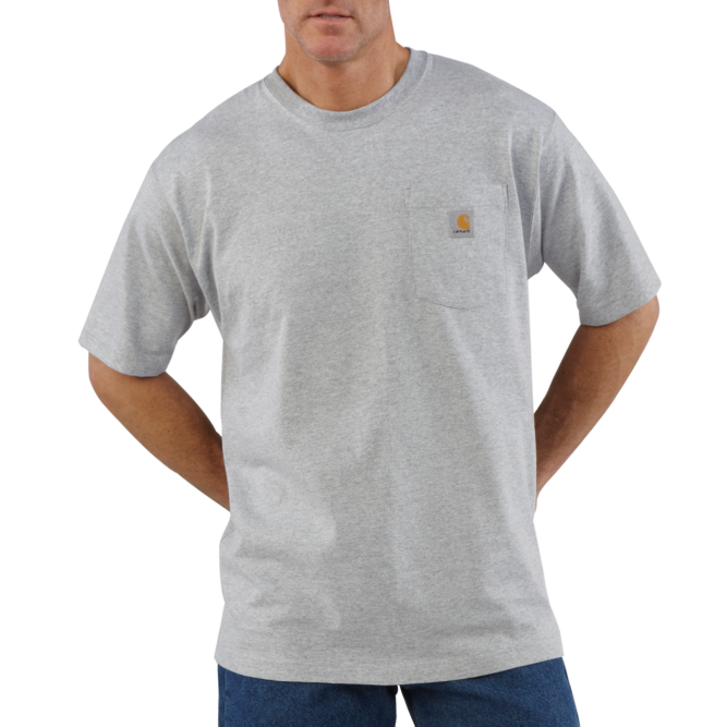 K87 Heather Grey Product Image
